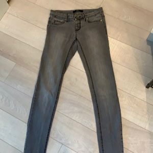Seductions Black (grey) Skinny jeans